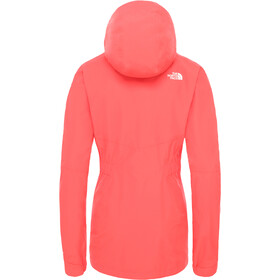 The North Face Hikesteller Parka shell Femme, cayenne red